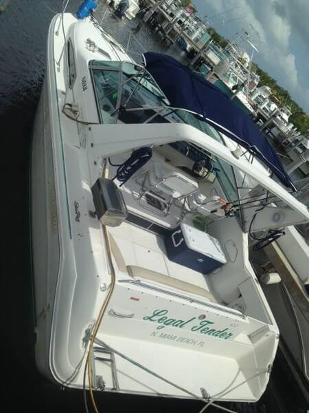 1992 Sea Ray 330 Sundancer Cruiser - Photo #5