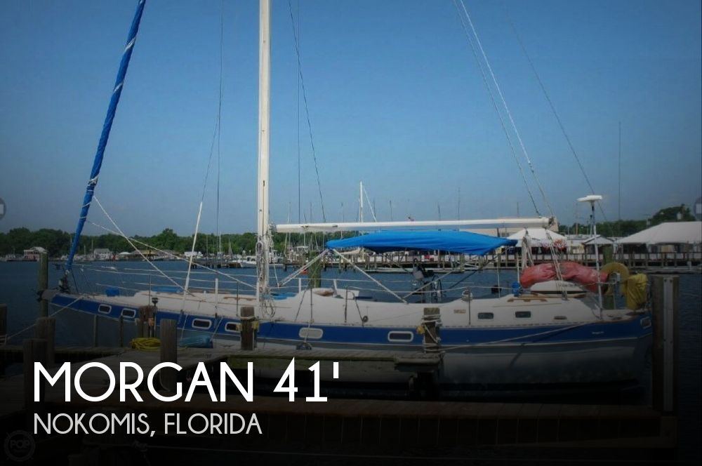 Used Morgan Sailboats For Sale by owner | 1988 Morgan 41 Out Island
