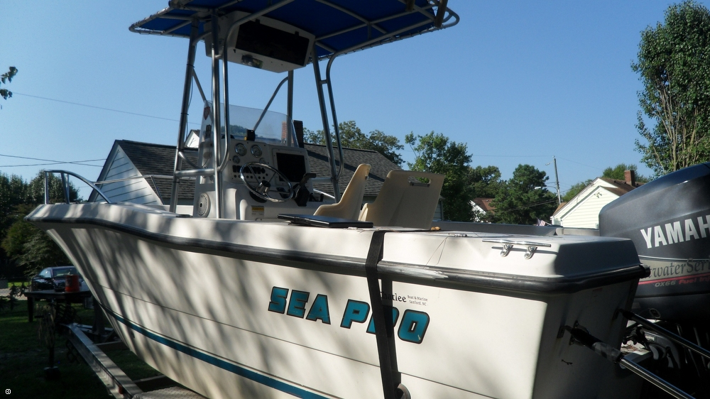 2000 Sea Pro 210 CC - Photo #13
