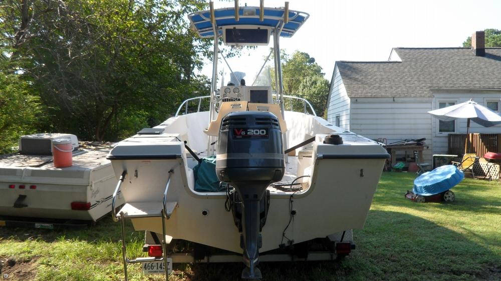2000 Sea Pro 210 CC - Photo #16