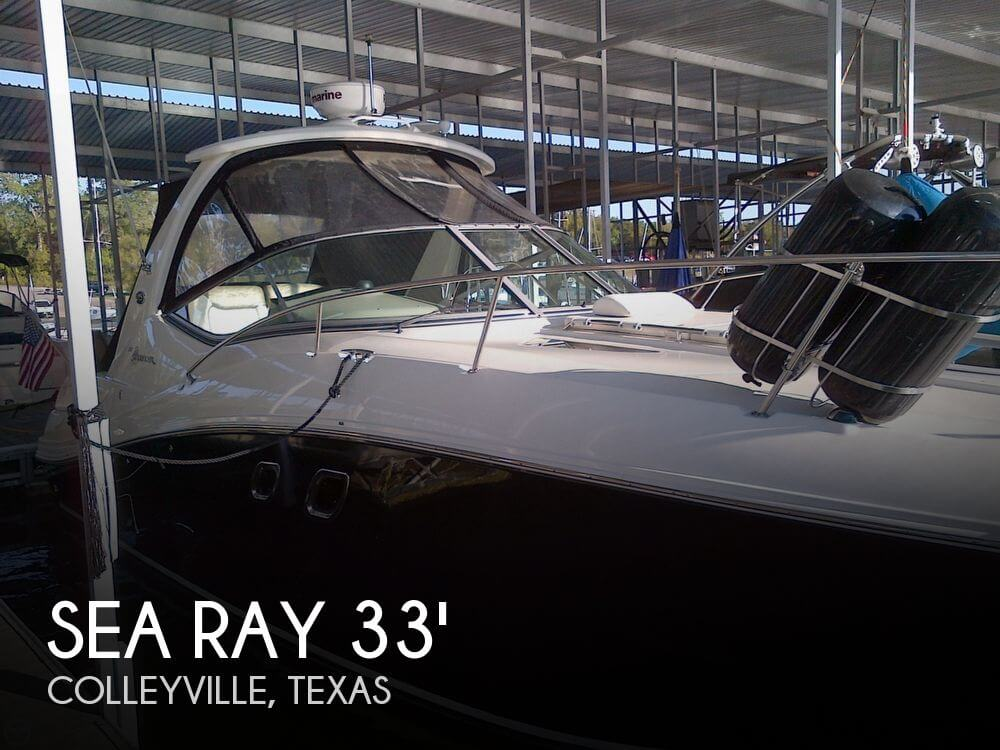 2007 Sea Ray 310 Sundancer - Photo #1