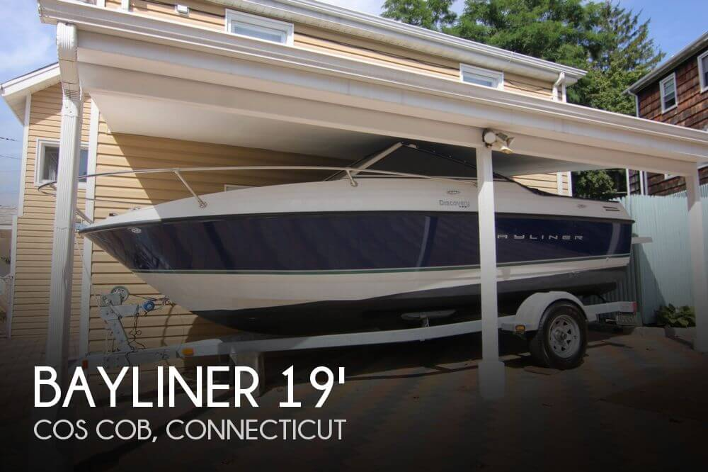 2012 BAYLINER 192 DISCOVERY for sale