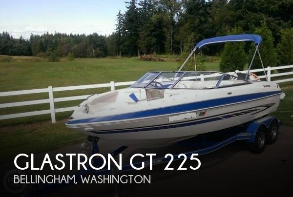 2008 Glastron GT 225
