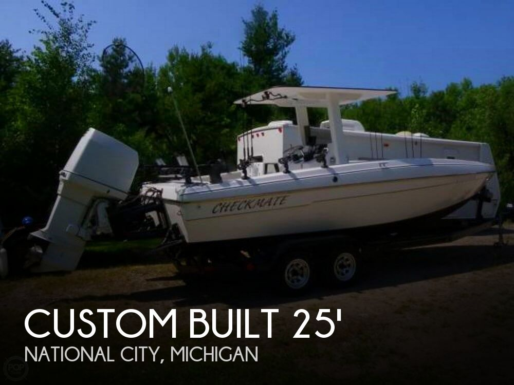 2013 Custom boat for sale, model of the boat is 25 Center Console & Image # 1 of 20
