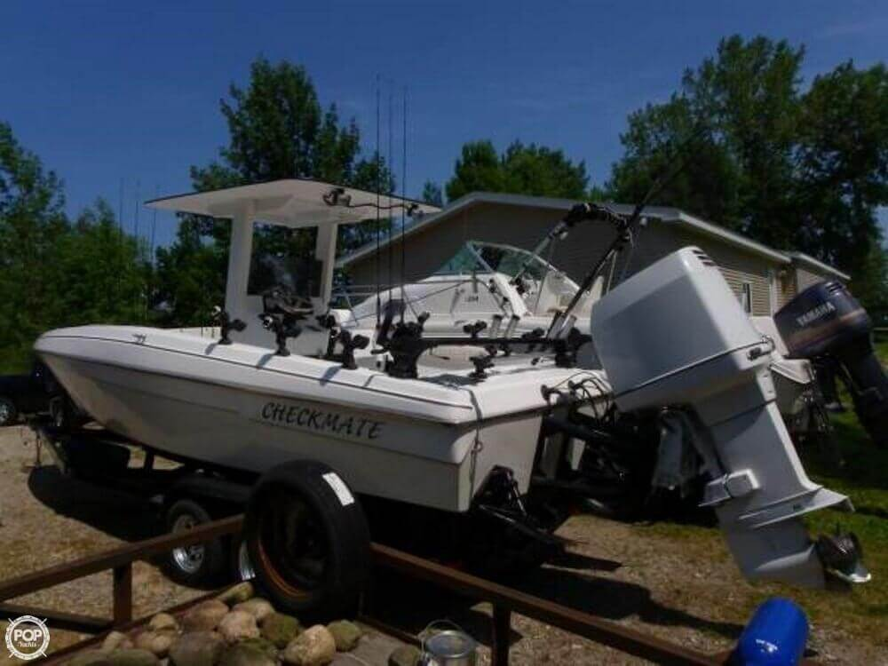 2013 Custom boat for sale, model of the boat is 25 Center Console & Image # 3 of 20