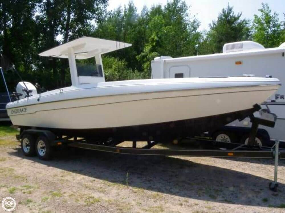 2013 Custom boat for sale, model of the boat is 25 Center Console & Image # 5 of 40