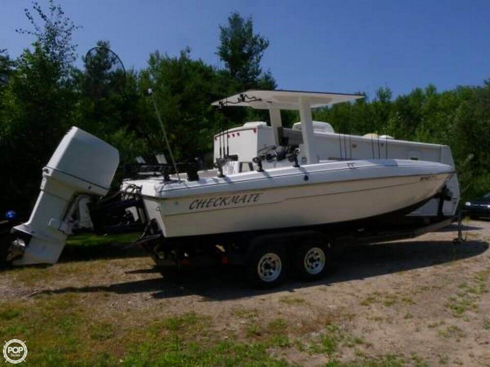 2013 Custom boat for sale, model of the boat is 25 Center Console & Image # 6 of 40