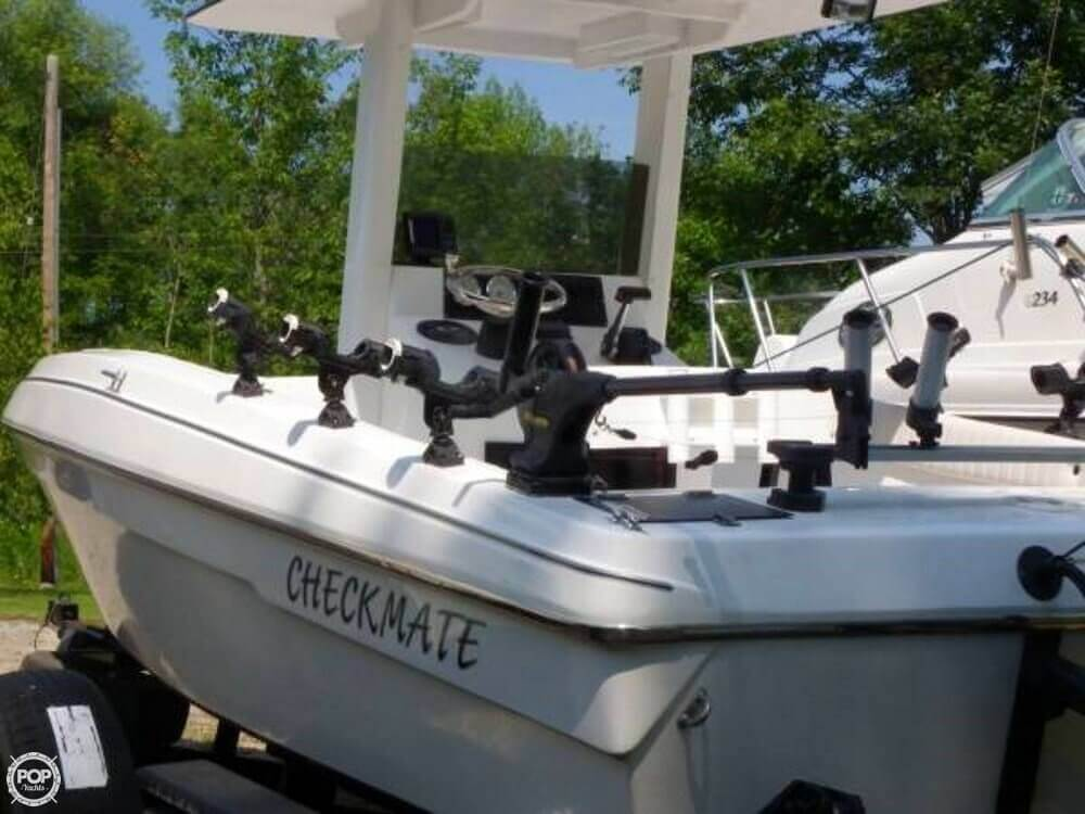 2013 Custom boat for sale, model of the boat is 25 Center Console & Image # 12 of 40