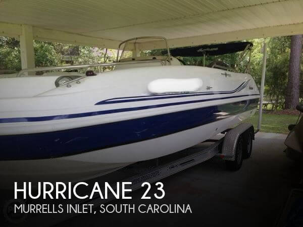 2012 Hurricane 23 - Photo #1