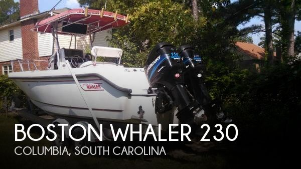 2002 Boston Whaler 230 Outrage For Sale