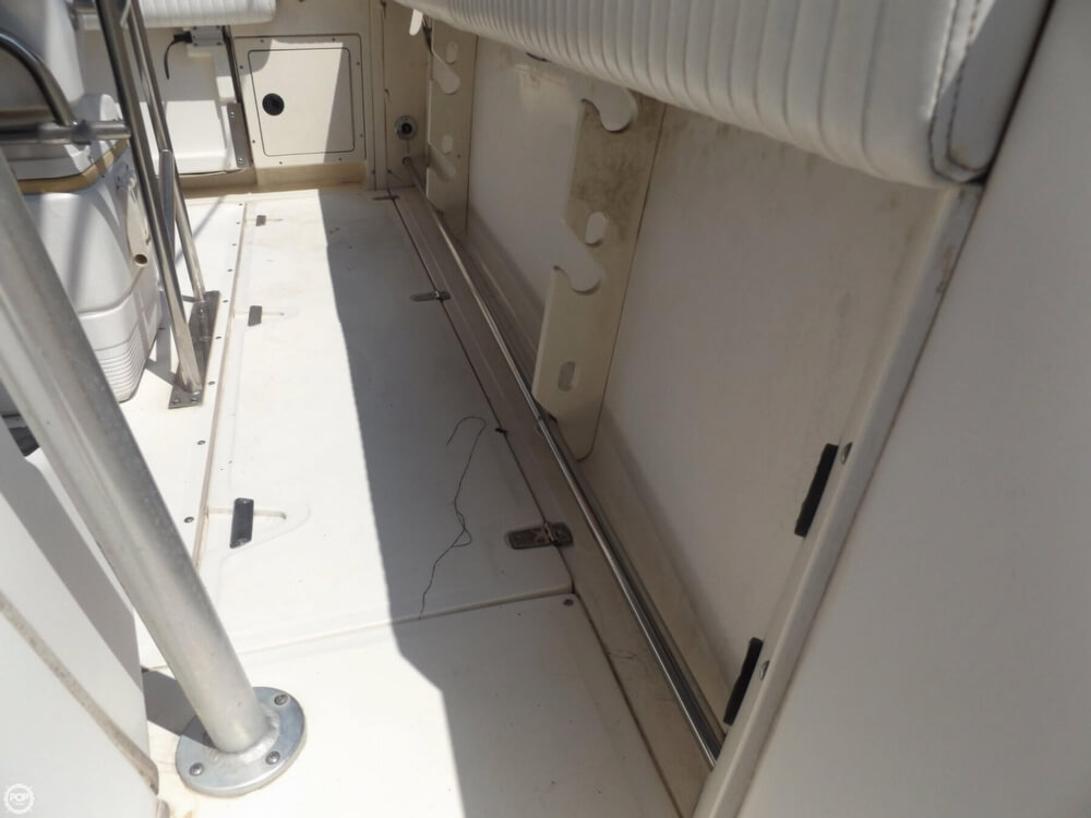 2002 Boston Whaler boat for sale, model of the boat is 230 Outrage & Image # 32 of 41