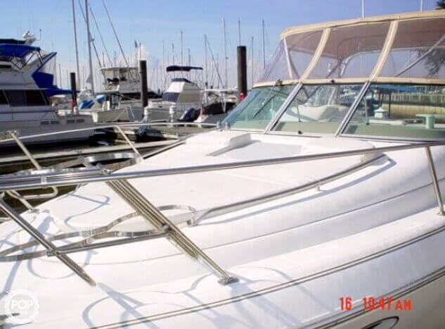 2000 Larson boat for sale, model of the boat is 290 Cabrio & Image # 4 of 22