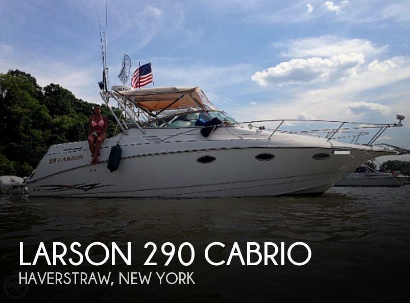 2000 Larson 290 Cabrio - Photo #1