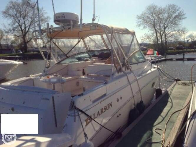 2000 Larson boat for sale, model of the boat is 290 Cabrio & Image # 12 of 22