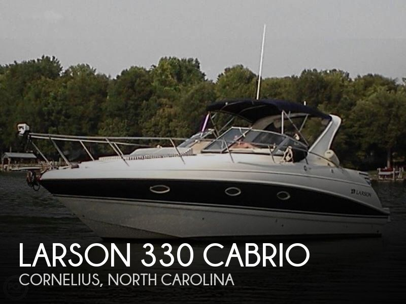 2006 Larson 330 Cabrio