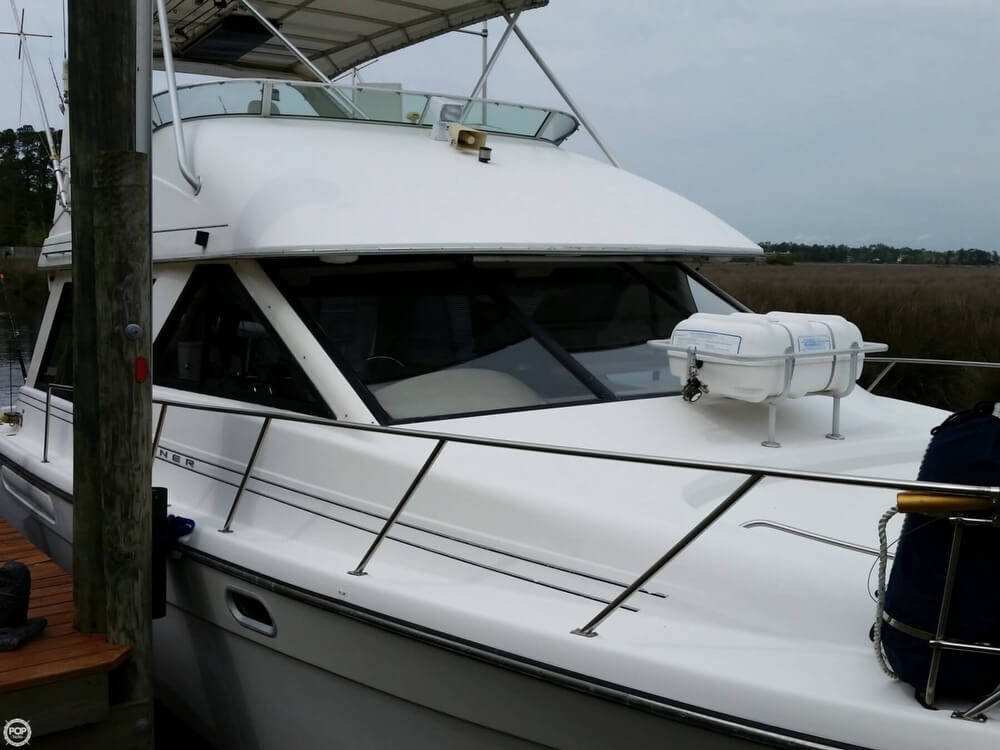 1999 Bayliner 3988 - Photo #6
