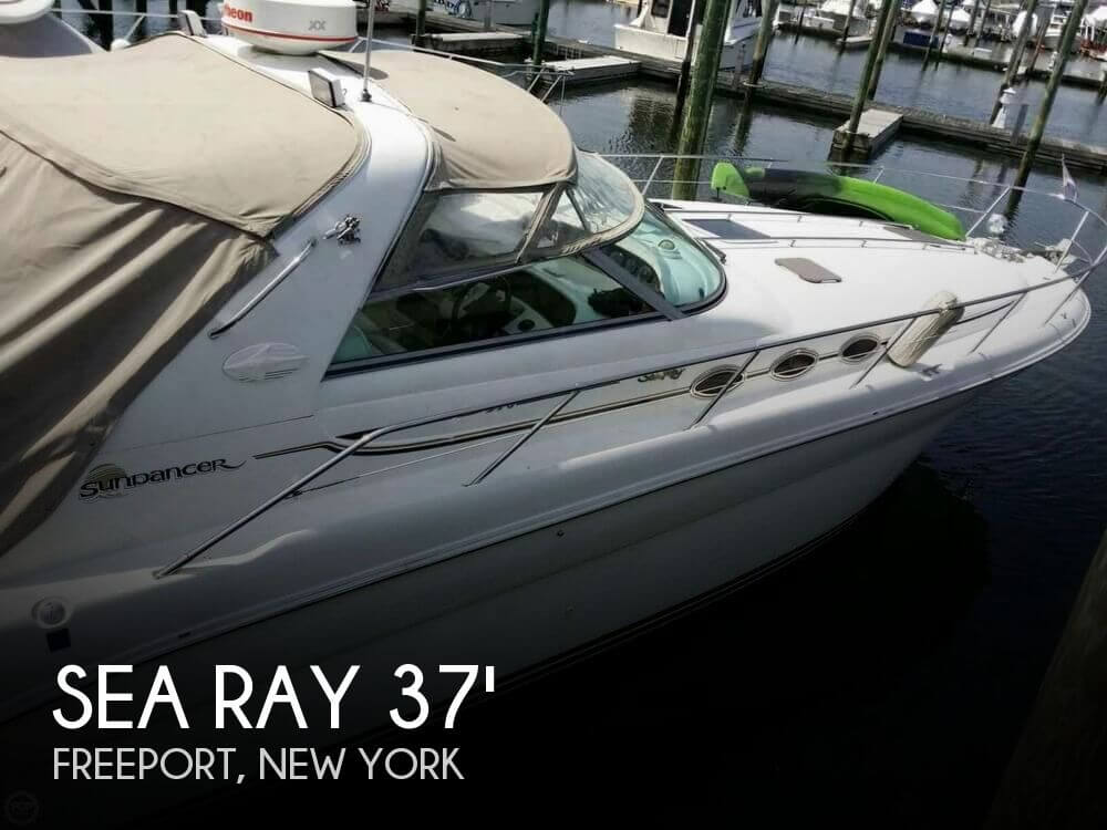 1995 Sea Ray 370 Sundancer - Photo #1