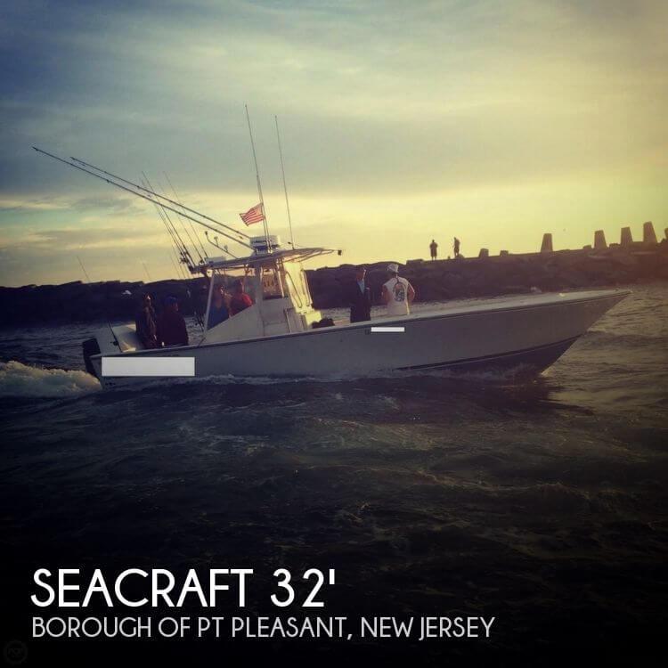 2000 SeaCraft 32 Master Angler CC - Photo #1