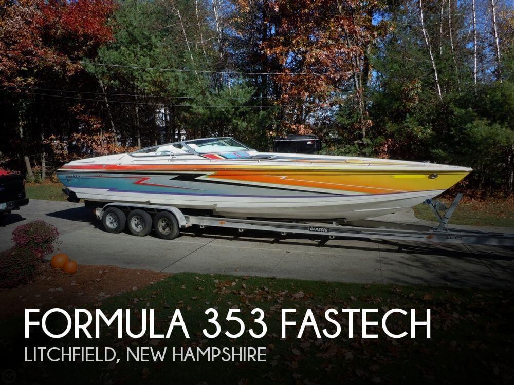 2005 Formula 353 Fastech - Photo #1