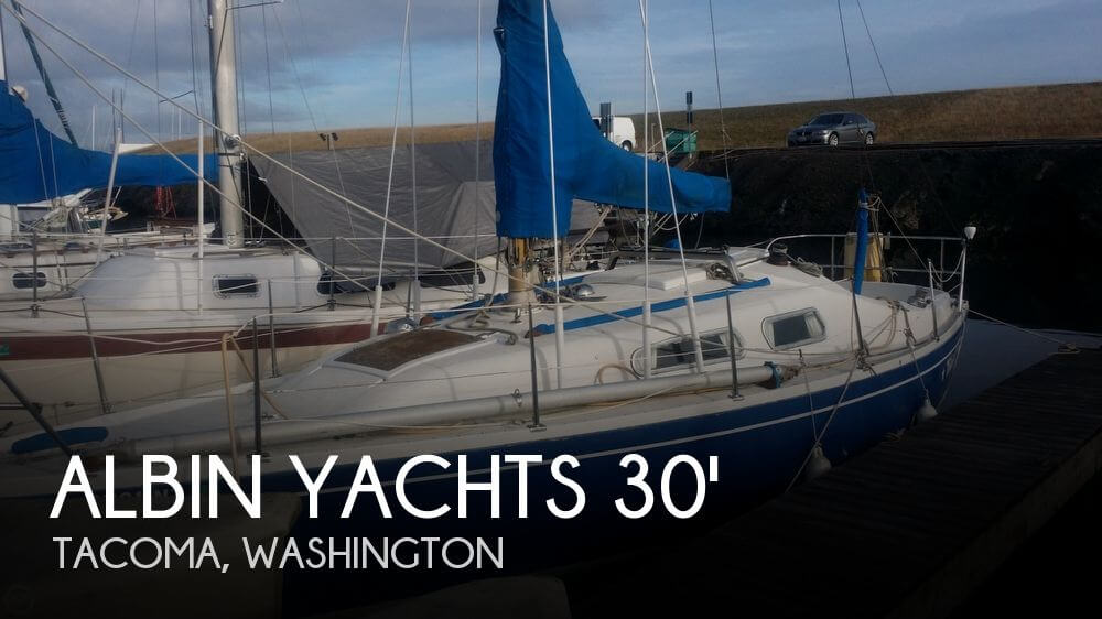 1973 ALBIN YACHTS 30 BALLAD for sale