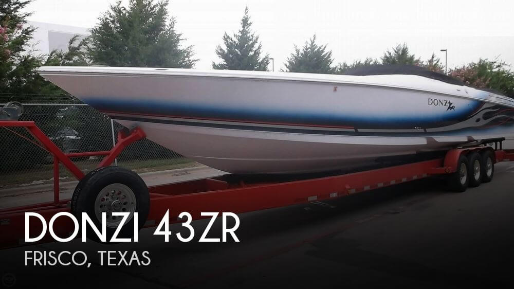 Donzi Boats For Sale - Page 1 of 12 | Boat Buys
