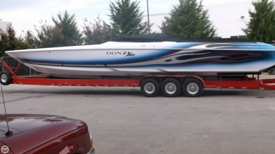 Donzi 43ZR, 42', for sale - $215,000