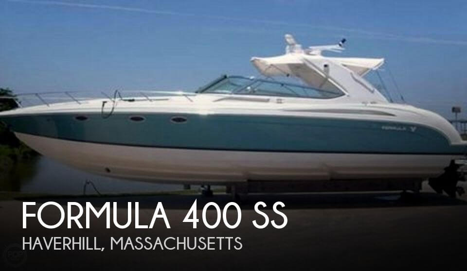 Used Formula Boats For Sale In Massachusetts - Page 1 of 1