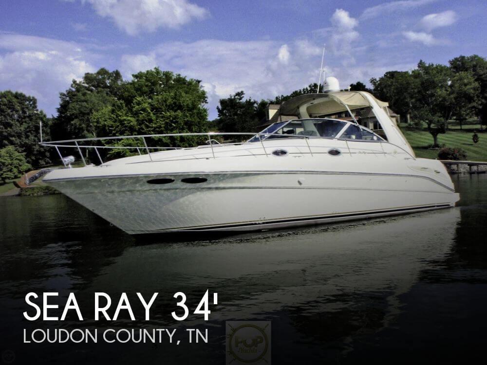 2000 Sea Ray 340 Sundancer - Photo #1