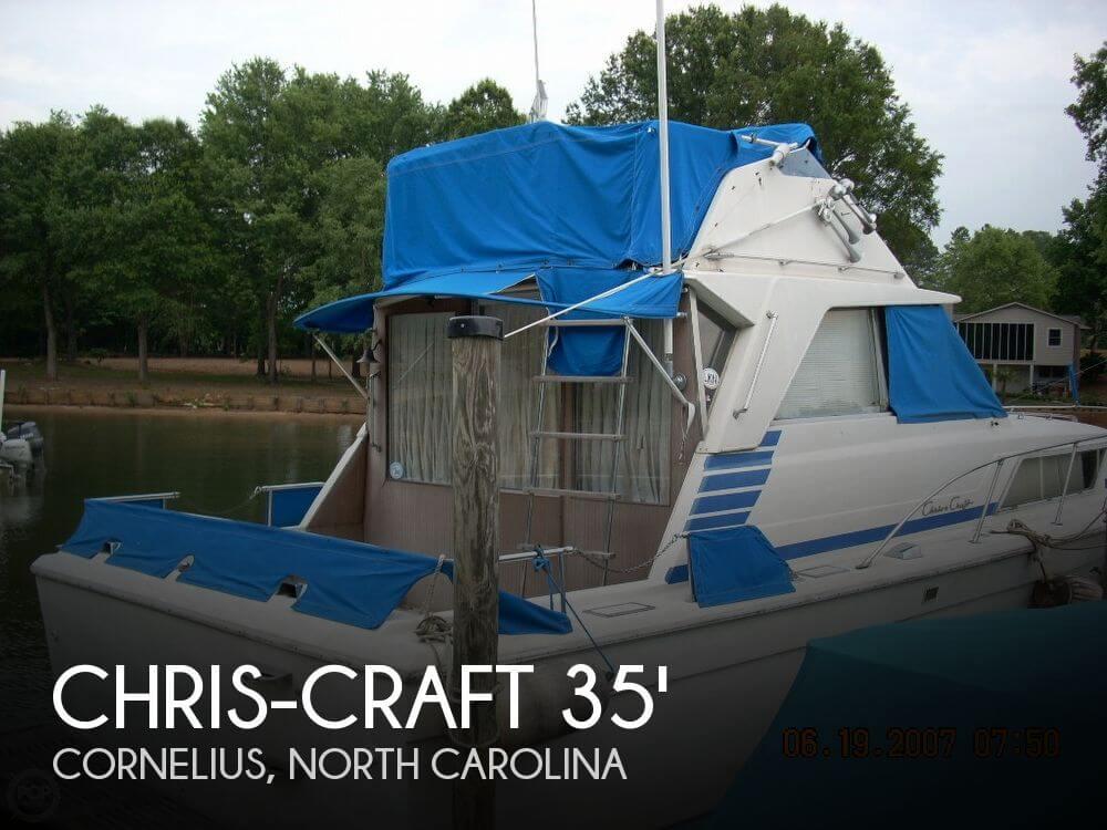 1973 Chris-Craft 33 Catalina - Photo #1