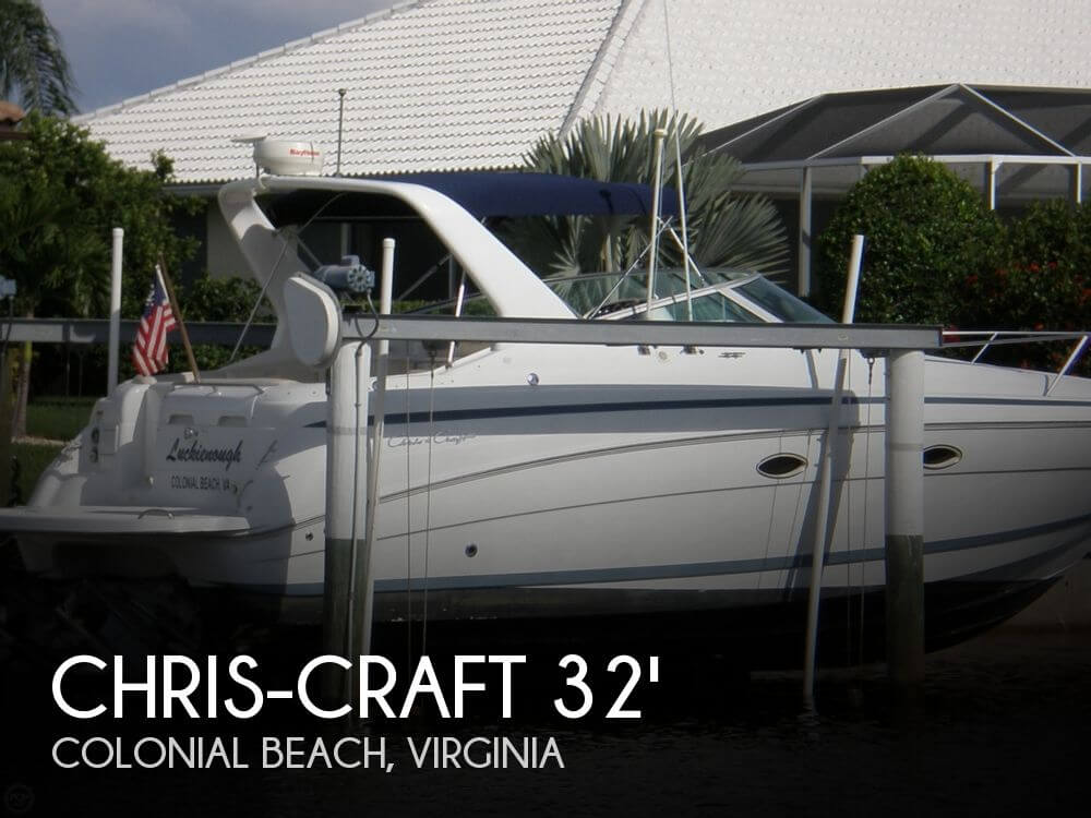 2000 CHRIS CRAFT 328 EXPRESS CRUISER for sale