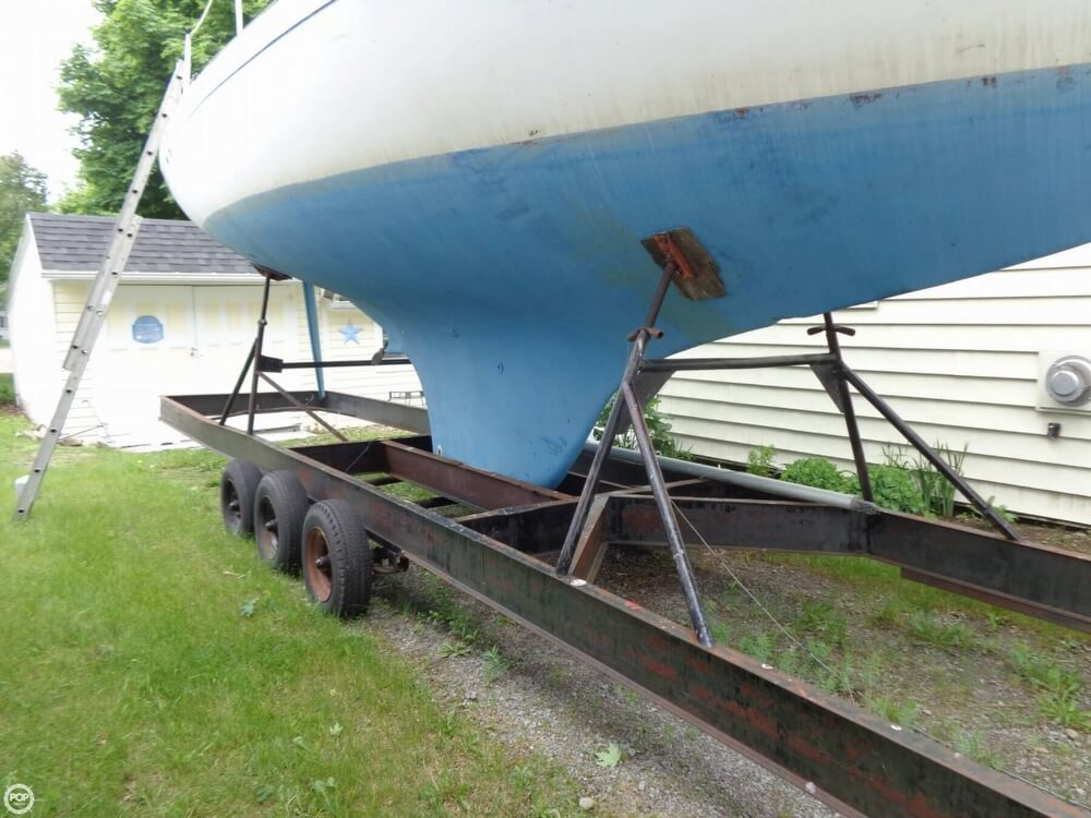 1968 Bristol Yachts 34 - Photo #22