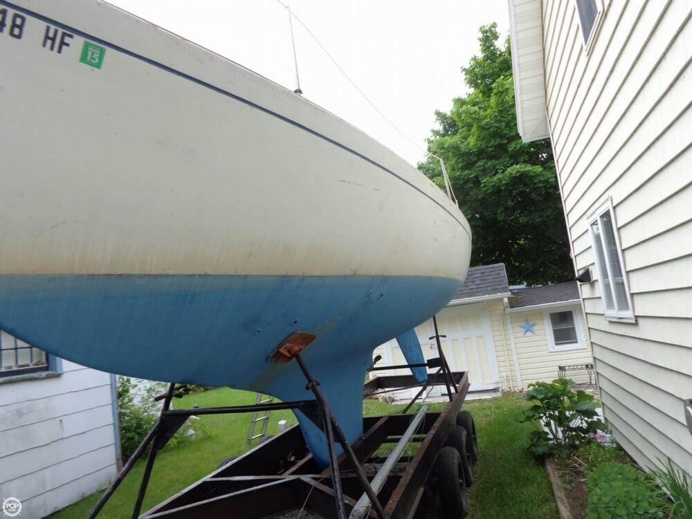 1968 Bristol Yachts 34 - Photo #30