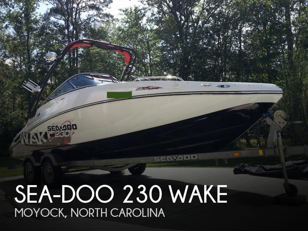 2011 Sea-Doo 230 WAKE