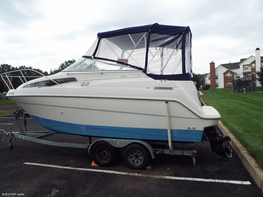 1997 Bayliner 2355 Ciera - Photo #15