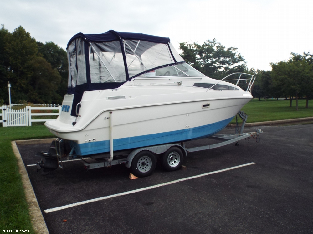 1997 Bayliner 2355 Ciera - Photo #4