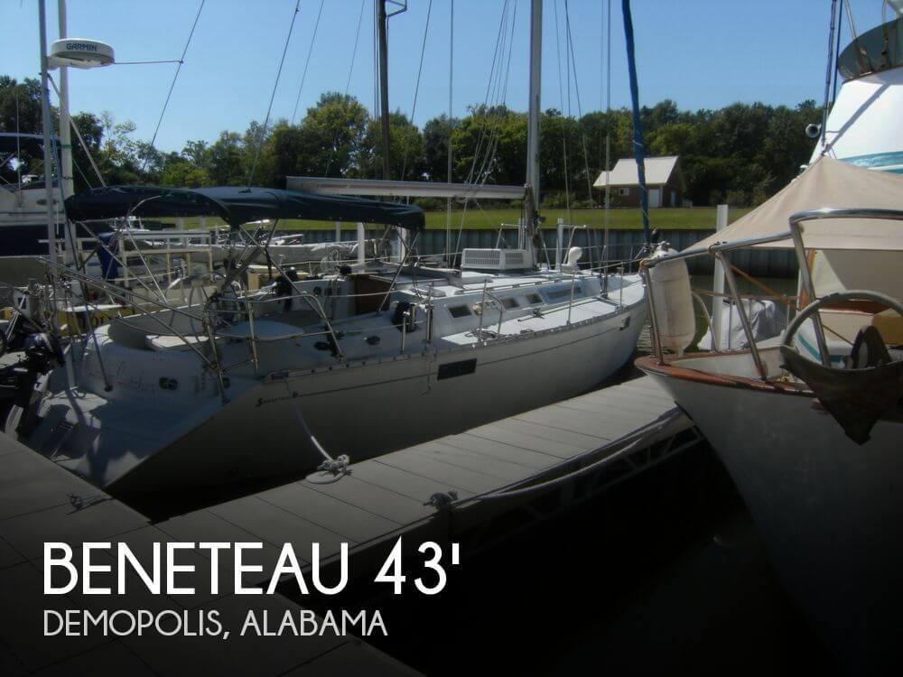 1988 Beneteau 432 Moorings - Photo #1