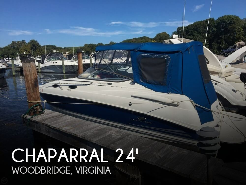 2006 CHAPARRAL 240 SIGNATURE for sale