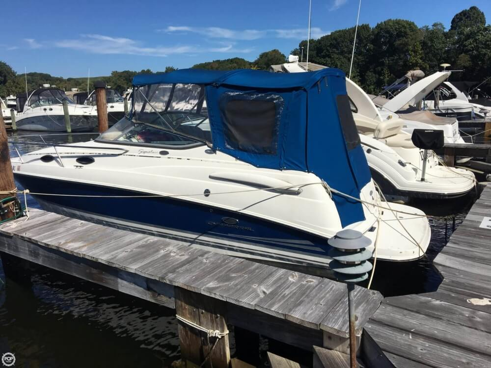 2006 Chaparral boat for sale, model of the boat is 240 Signature & Image # 2 of 40