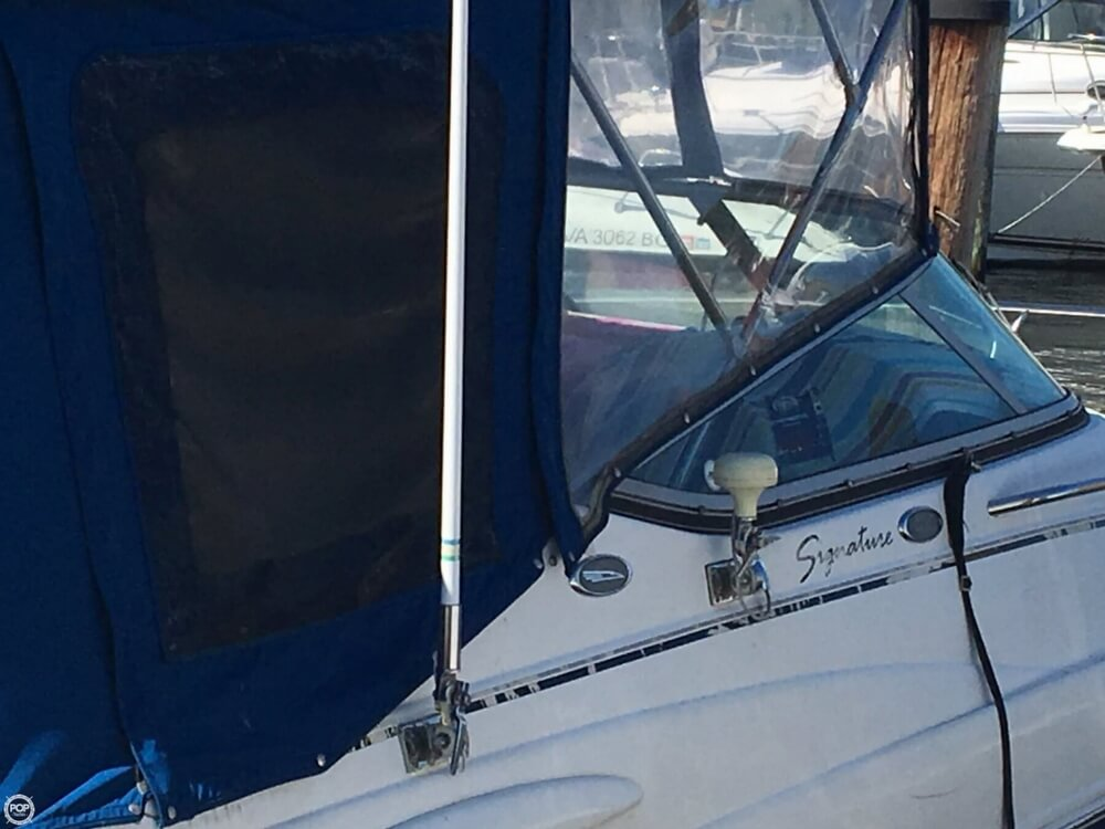 2006 Chaparral boat for sale, model of the boat is 240 Signature & Image # 11 of 40