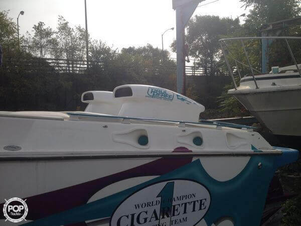 1994 Cigarette boat for sale, model of the boat is 38 Top Gun & Image # 10 of 40