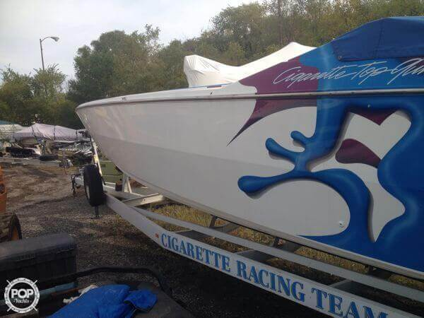 1994 Cigarette boat for sale, model of the boat is 38 Top Gun & Image # 13 of 40