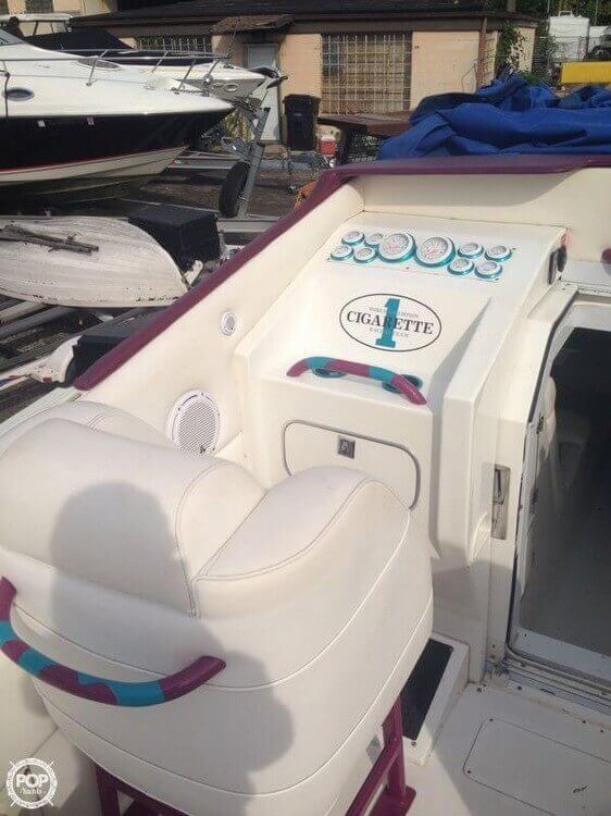 1994 Cigarette boat for sale, model of the boat is 38 Top Gun & Image # 40 of 40