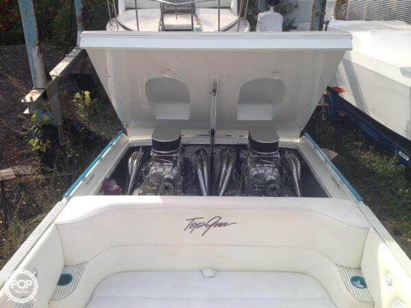 1994 Cigarette boat for sale, model of the boat is 38 Top Gun & Image # 3 of 40