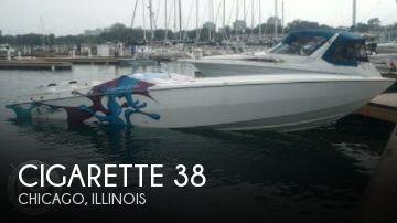 1994 CIGARETTE 38 for sale