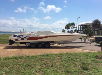 Fountain 35 Executioner, 35', for sale - $69,000