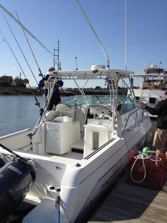 2002 Aquasport 275 Explorer - Photo #3
