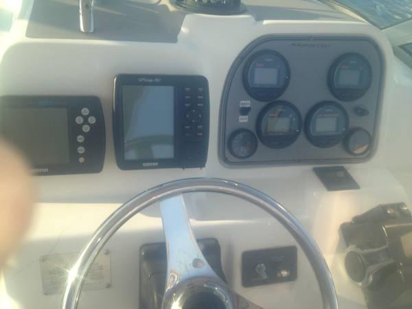 2002 Aquasport 275 Explorer - Photo #4