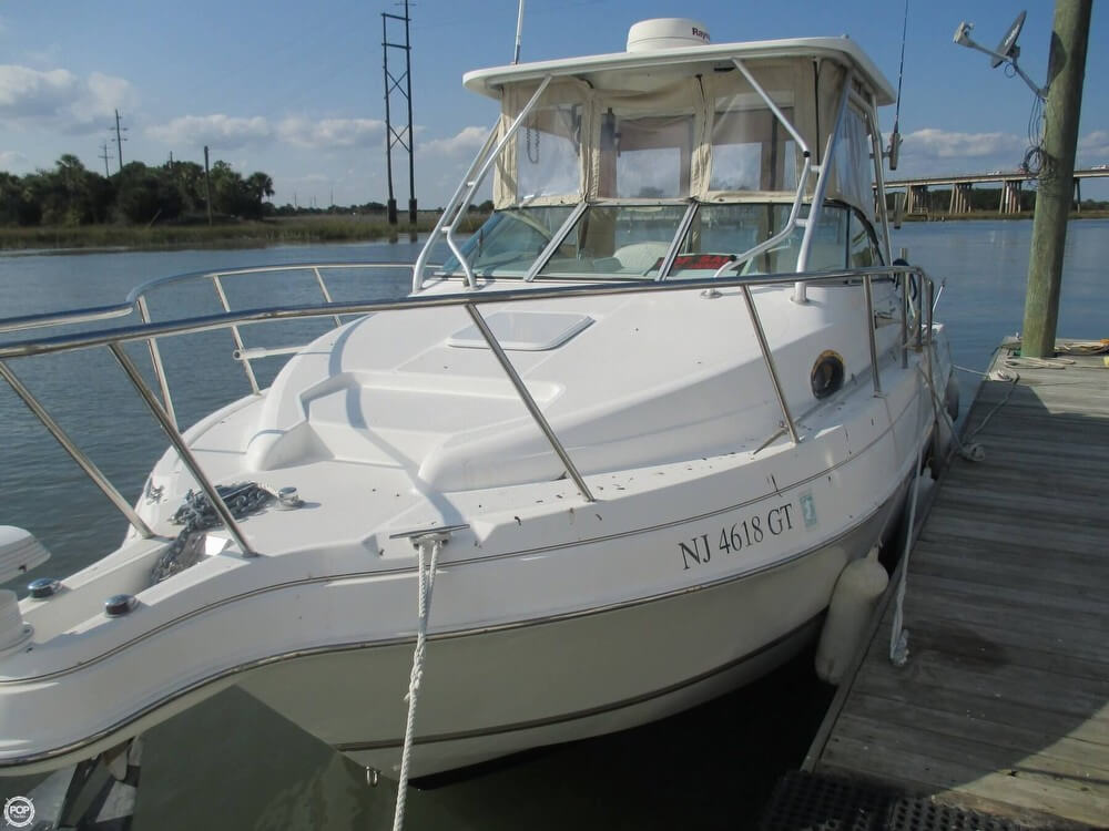2002 Aquasport 275 Explorer - Photo #20