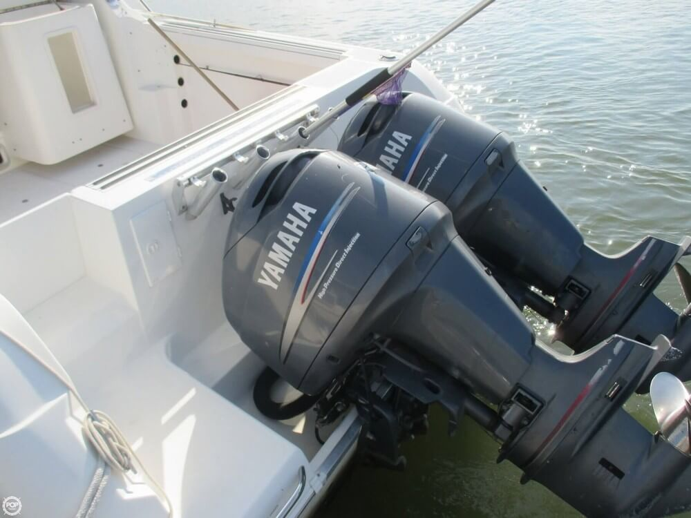 2002 Aquasport 275 Explorer - Photo #22