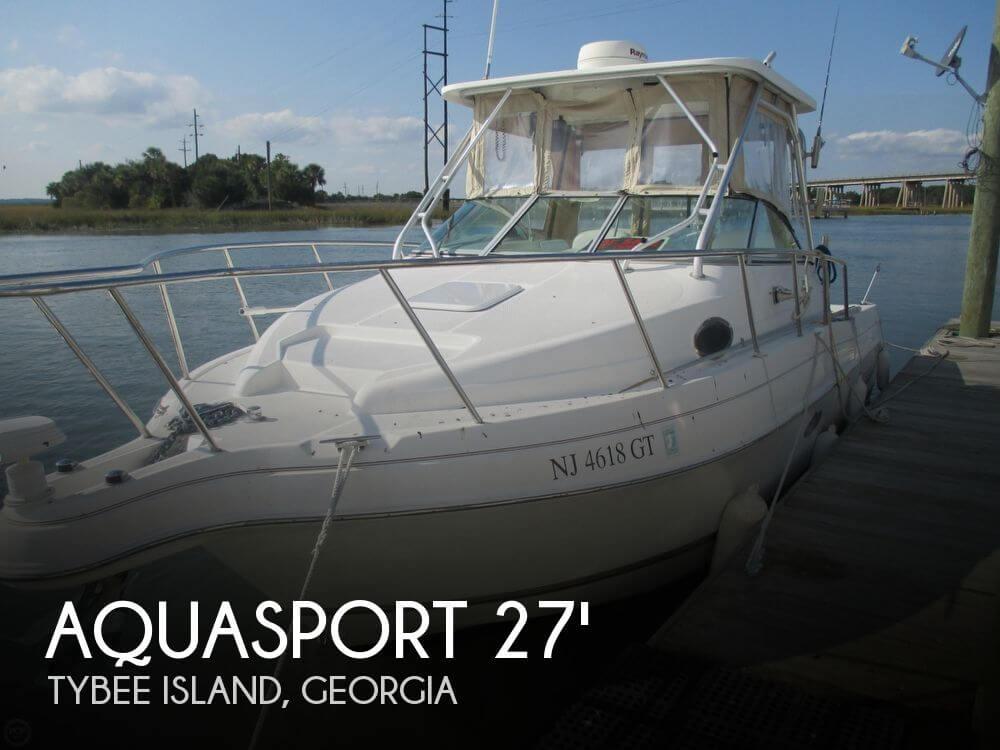 2002 Aquasport 275 Explorer - Photo #1
